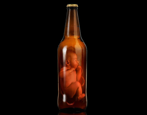 alkohola płodność